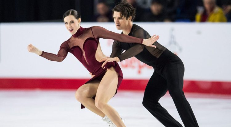 Image Result For Watch Tessa Virtue And Scott Moir Sy Moulin