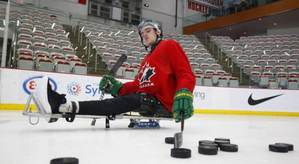 Paralyzed Humboldt Broncos player learns old skills after ...