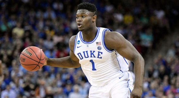 Image result for nba draft lottery pelicans 2019