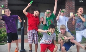 $40 for a 2.5-Hour Children's Photography Class from Jimmy Loyd Photography ($150 Value)