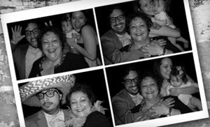 $500 for a Four-Hour Photo-Booth Rental from Think Studio ($1,300 Value)