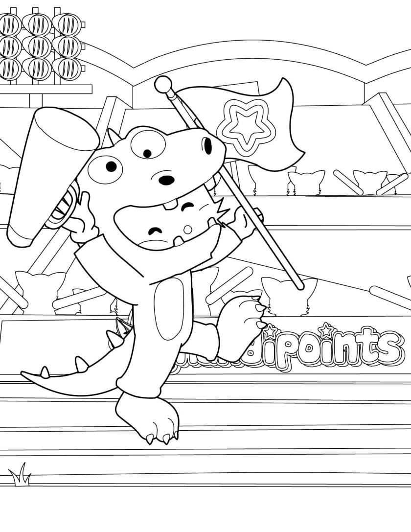 seattle seahawks mascot coloring page coloring pages