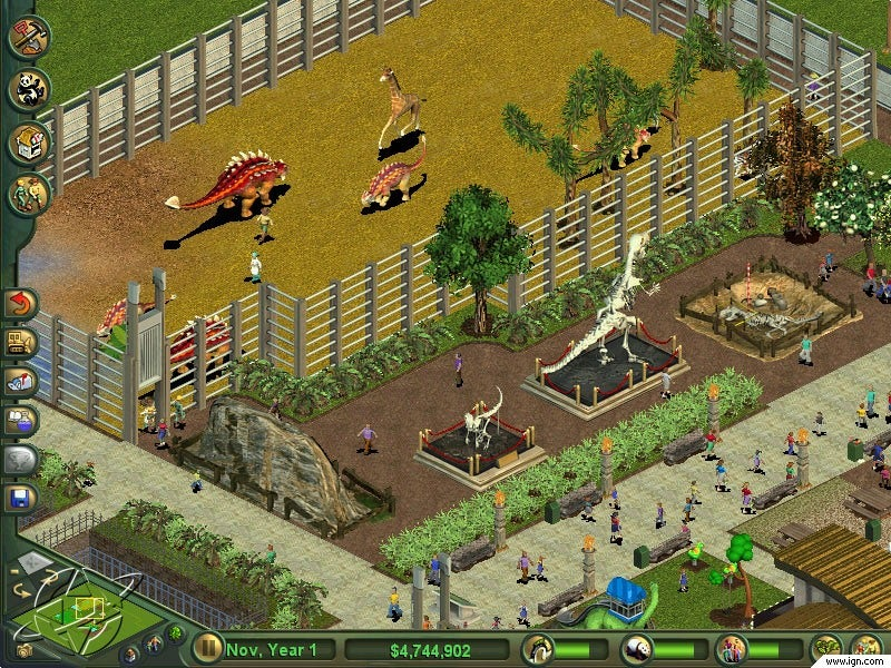 Zoo Tycoon Dinosaur Digs Screenshots Pictures Wallpapers PC IGN