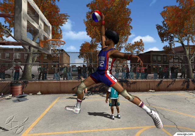 NBA Street 2 Screenshots Pictures Wallpapers GameCube IGN
