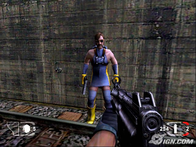 TimeSplitters Future Perfect Screenshots Pictures