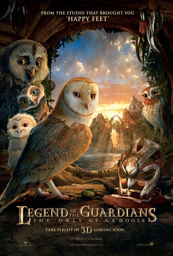Legend Of The Guardians The Owls Of GaHoole Pictures