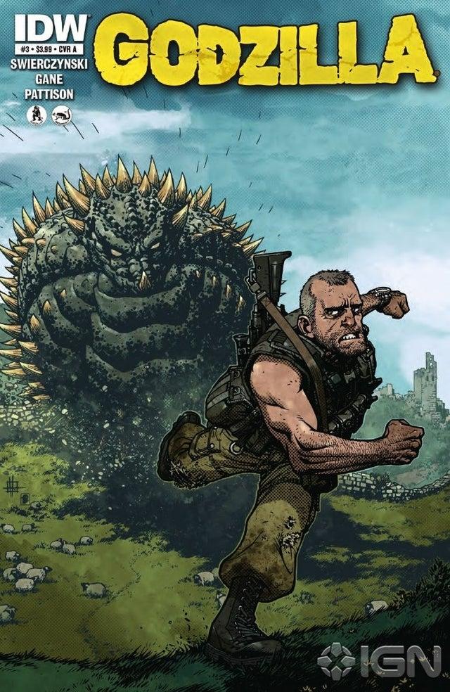Godzilla 3 Preview IGN