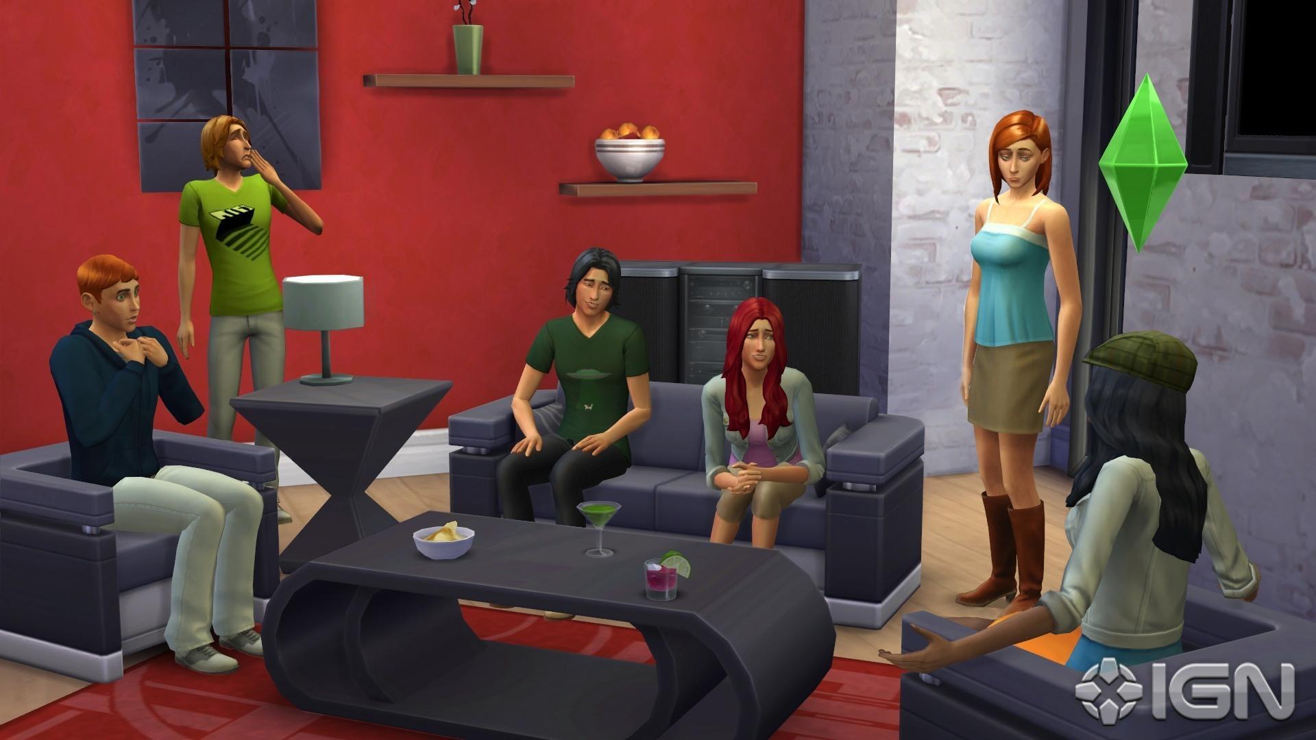 《 模擬市民 4|The Sims 4 》[ 模擬新世代 ] [ 破解版 ] [ 8G ] [ EN/TW ] - BT 電腦PC遊戲區 - 2000FUN論壇