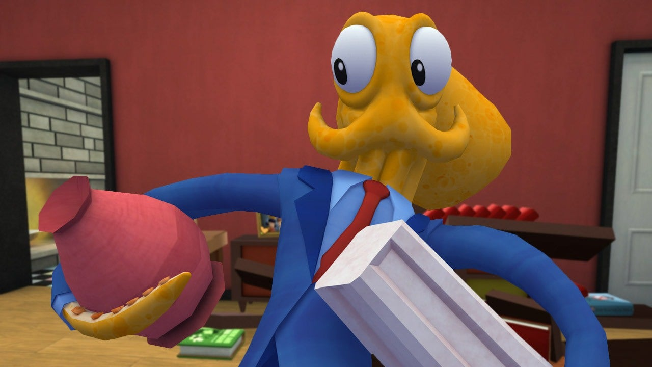 Octodad Stumbling Onto Xbox One This Summer IGN