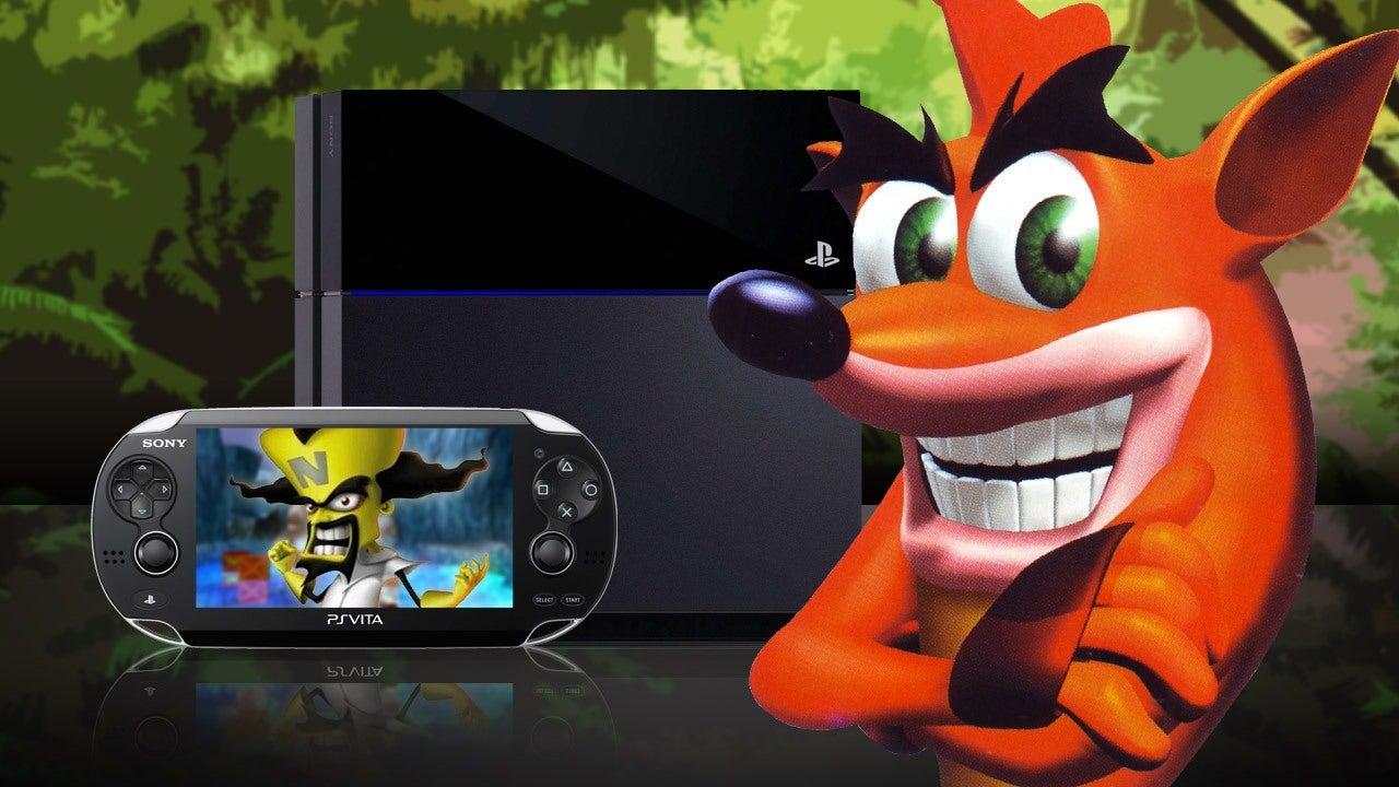 Naughty Dog Talks New Crash Bandicoot Jak 4 And Uncharted