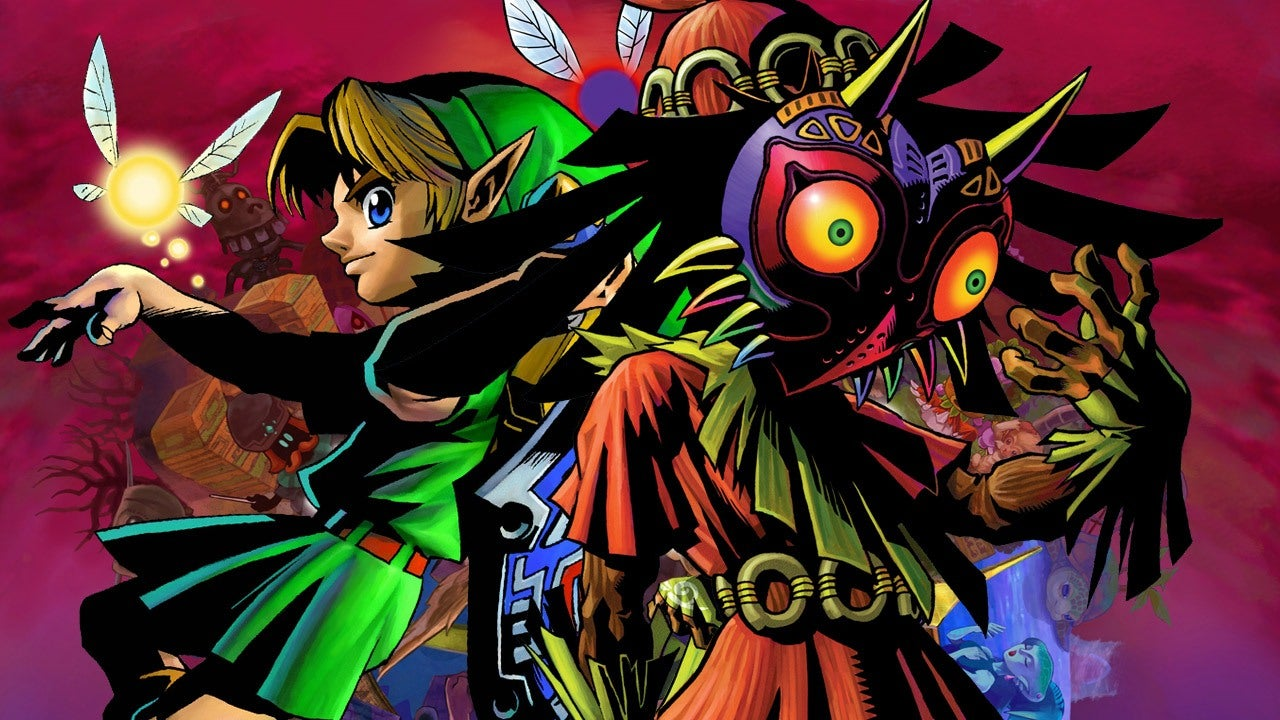 9 Things You Didnt Know About Zelda Majoras Mask 3DS IGN