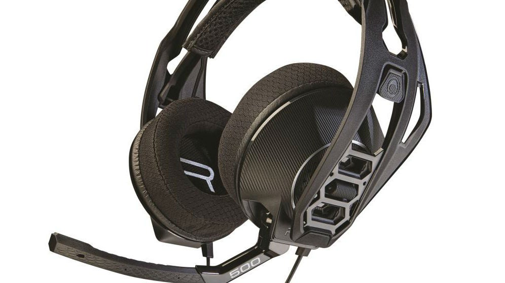 Plantronics Unveils RIG 500 Series Headset For Pro Gamers