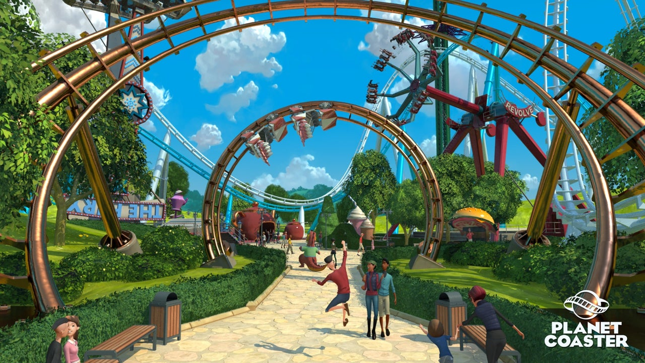 Image result for Planet Coaster