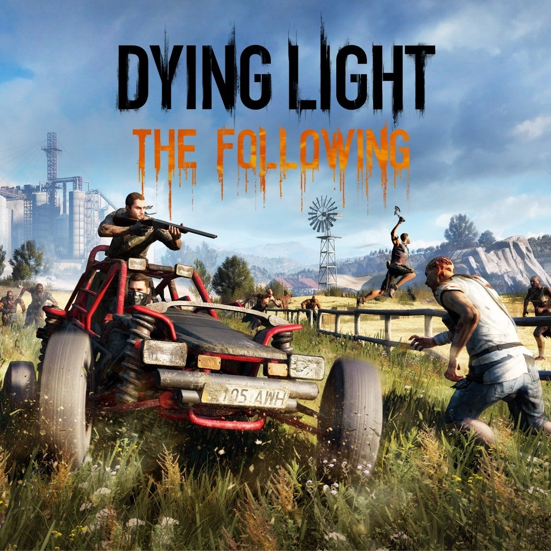 Katana Dying Light