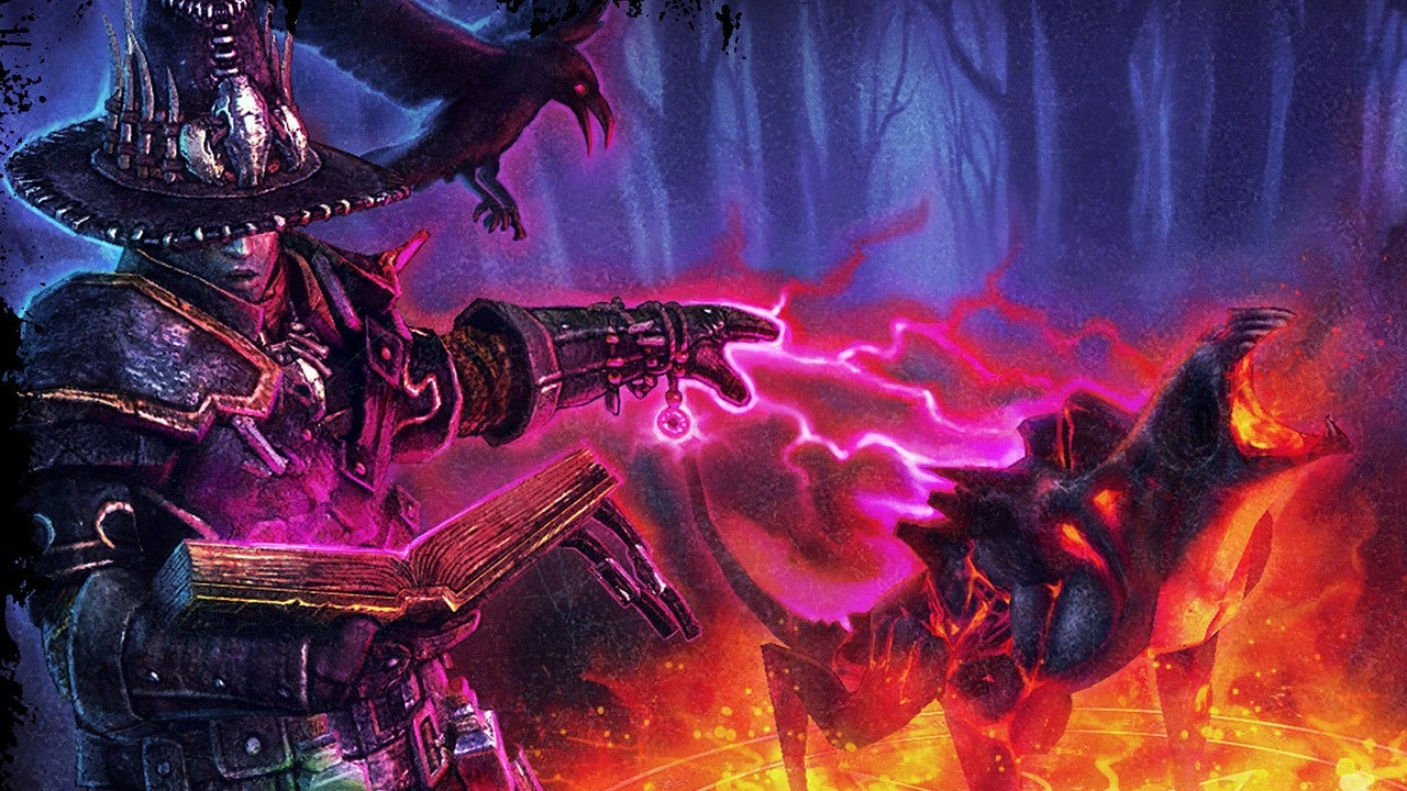 Grim Dawn Review IGN