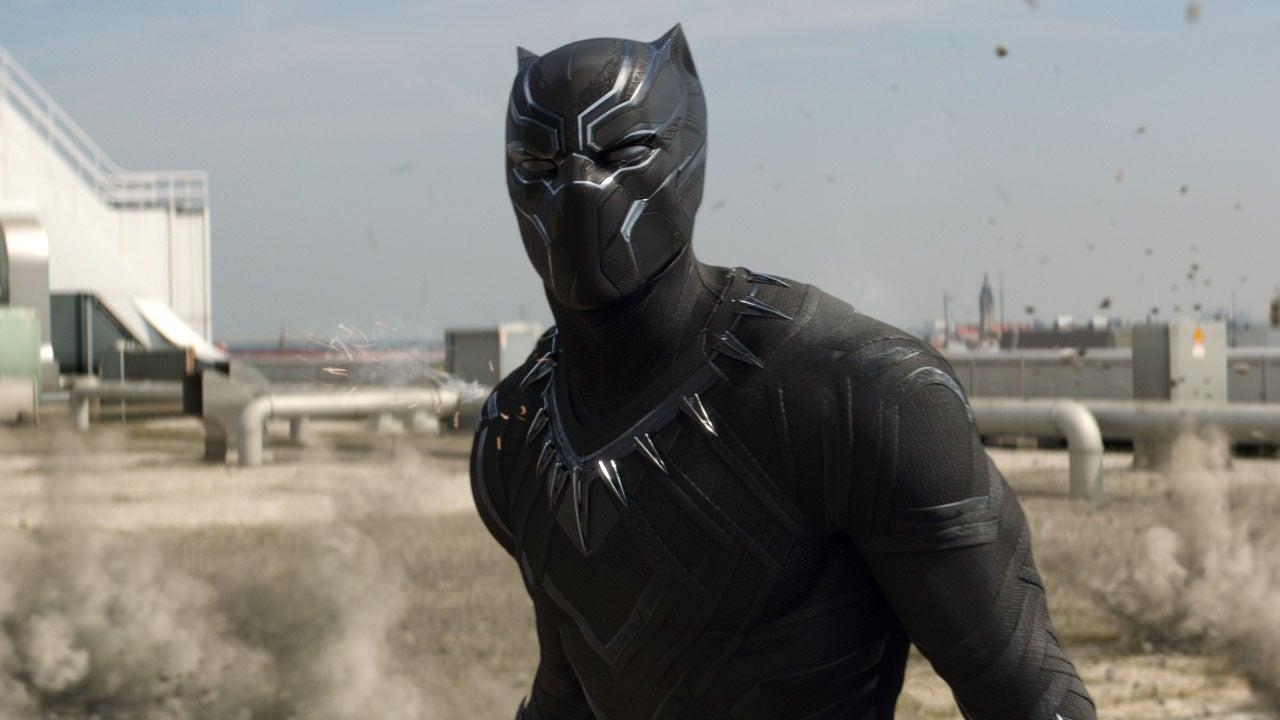 Asian Black Panther 78