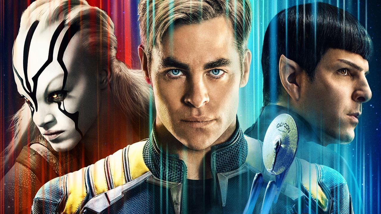Star Trek Beyond Blu Ray Digital Release And Retail