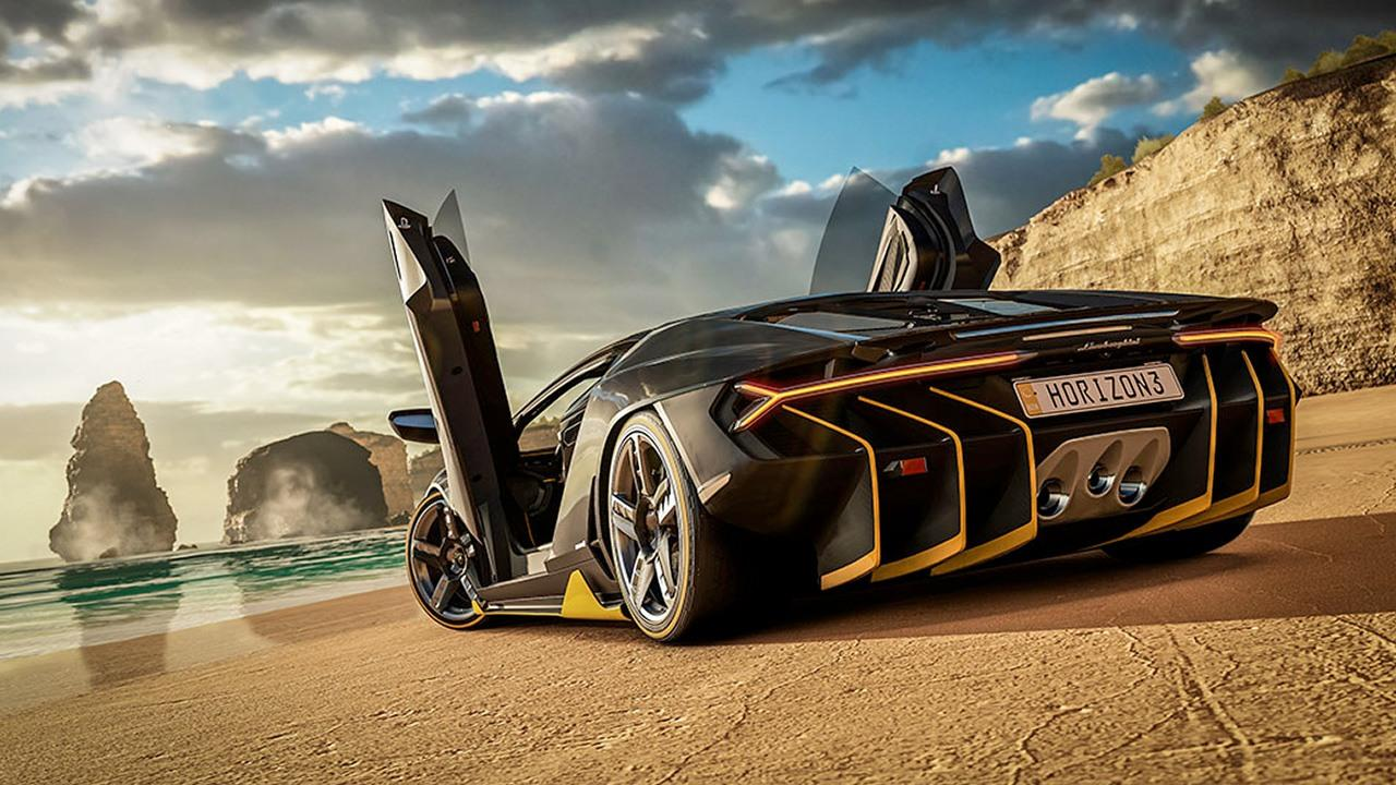 Forza Horizon 3 Review IGN