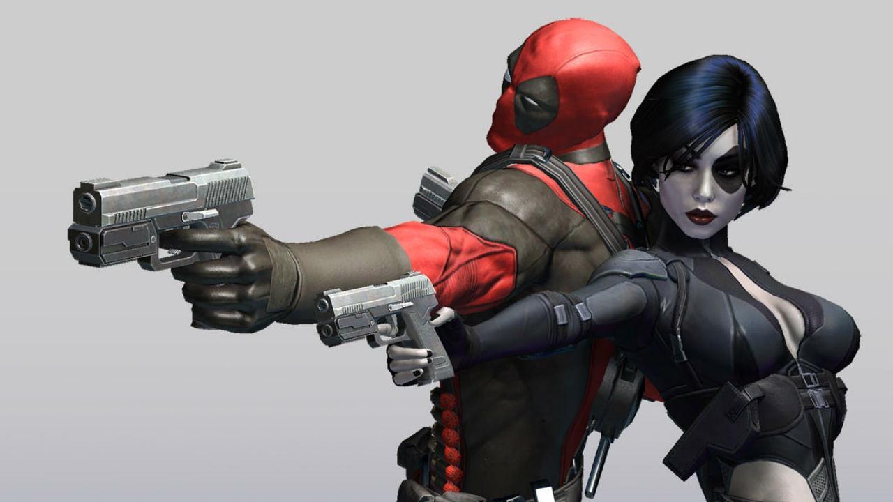 Deadpool 2 Mary Elizabeth Winstead Lizzy Caplan