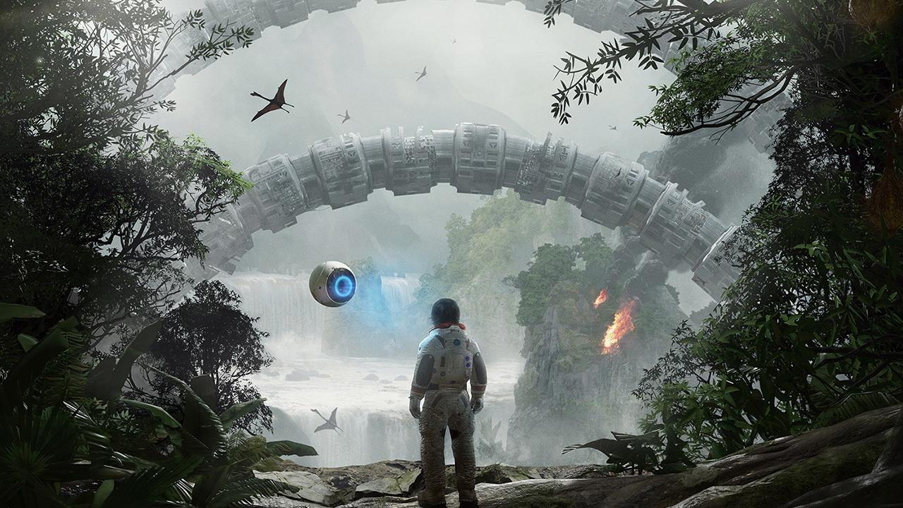 Robinson The Journey Review IGN
