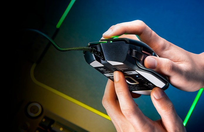 Wired Gaming Mouse Razer Basilisk V2