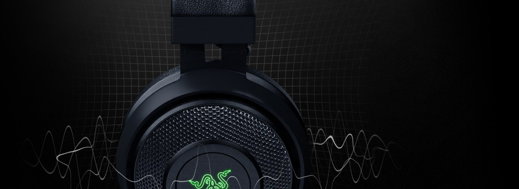 Razer Kraken 7.1 V2 - Surround Sound Gaming Headset