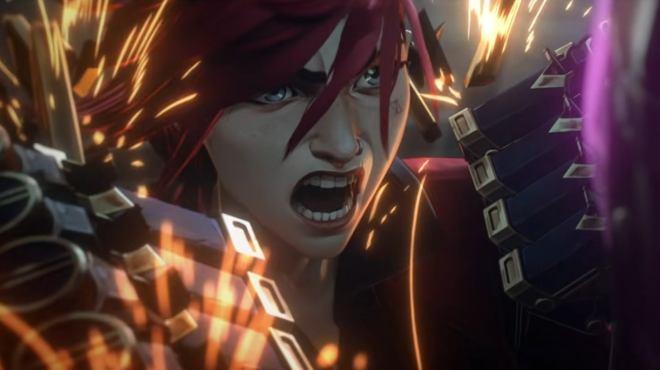 arcane-netflix-league-of-legends League Of Legends animated series Arcane premieres this autumn | Rock Paper Shotgun