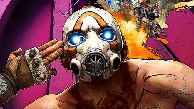 borderlands-art Gearbox's acquisition by Embracer Group is now complete | Rock Paper Shotgun