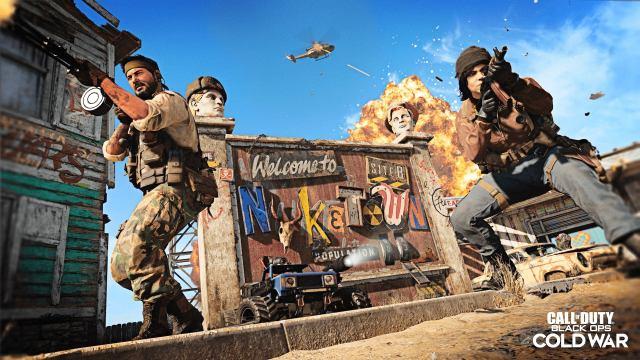 Call of Duty: Black Ops Cold War walkthrough | Rock Paper Shotgun