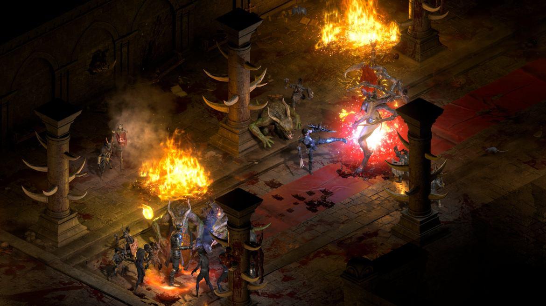 Diablo 2 remaster no reemplazará el original, admitirá mods - LosJugadores