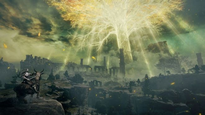 elden-ring-a Elden Ring is coming in January, and sure looks like Dark Souls   Rock Paper Shotgun