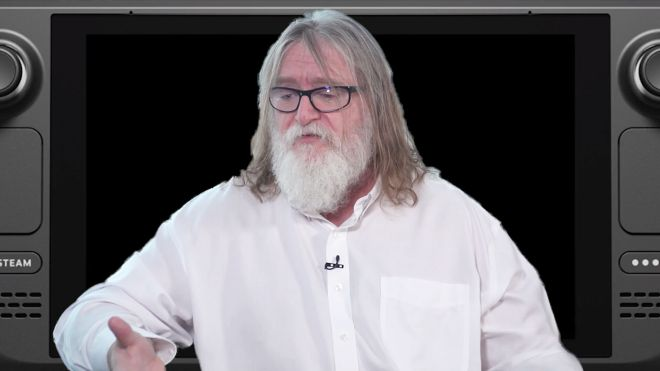 gabe-newell-steam-deck The Weekspot podcast #047: the Gabe Gear is real | Rock Paper Shotgun