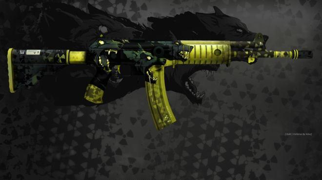 galil-ar-cerberus-skin-csgo Valve are running a $1 million CS:GO weapon skin design contest   Rock Paper Shotgun