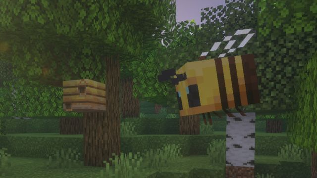 How to get Bees in Minecraft: Beehive and Bee Farm explained