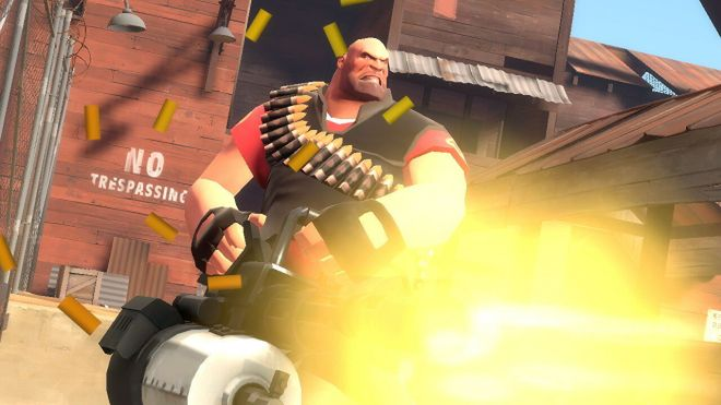 team-fortress-2-heavy The 25 best FPS games on PC | Rock Paper Shotgun