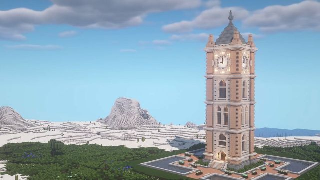 26 things to build in Minecraft: building ideas for 26.267  Rock