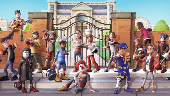 two-point-campus Two Point Campus is a uni-building follow-up to Two Point Hospital | Rock Paper Shotgun