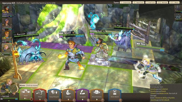 Procedural storytelling RPG Wildermyth is launching next week   Rock Paper  Shotgun