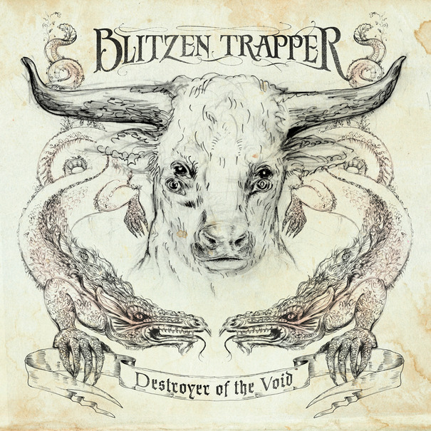 Blitzen Trapper- Destroyer of the Void