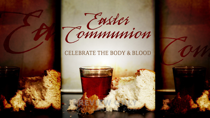 Lord S Supper Communion Elements
