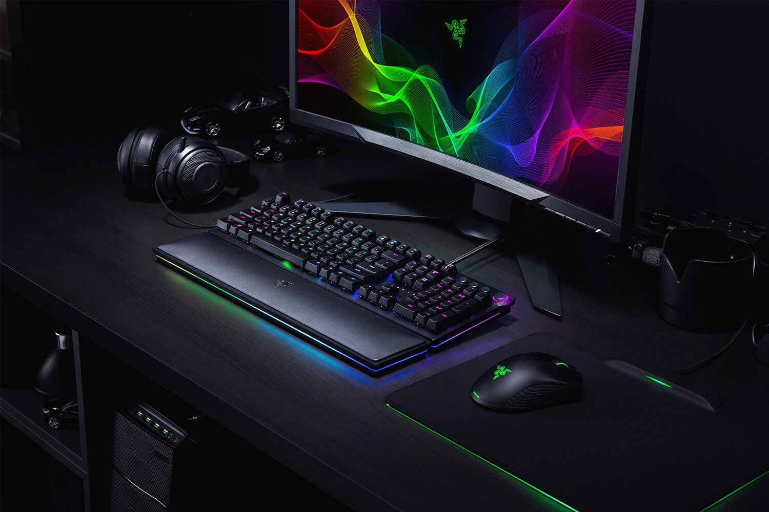 razer huntsman elite linearer optischer switch us