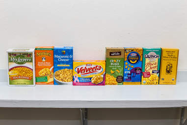 grocery store mac and cheese brands