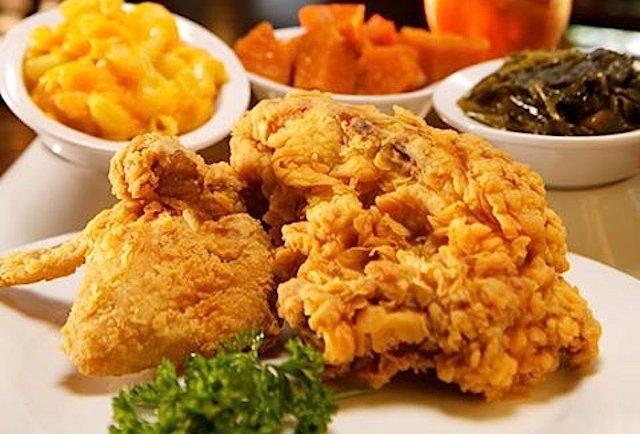 Soul Food Buffet Atlanta