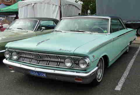 1965 Mercury Marauder