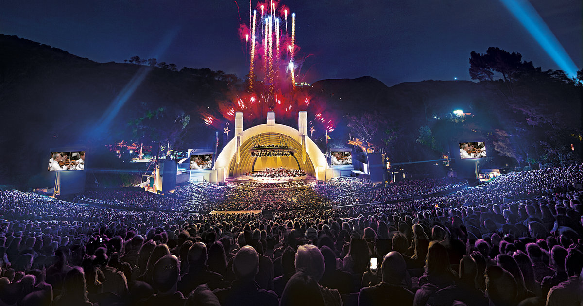 Hollywood Bowl Food Guide Best Things To Eat At Concerts Thrillist