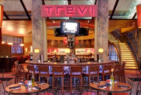 Trevi Italian Restaurant A Strip Las Vegas Restaurant