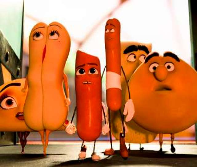 Sausage Party Negative Review