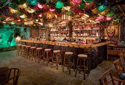 Inside False Idol The Coolest New Tiki Bar In San Diego