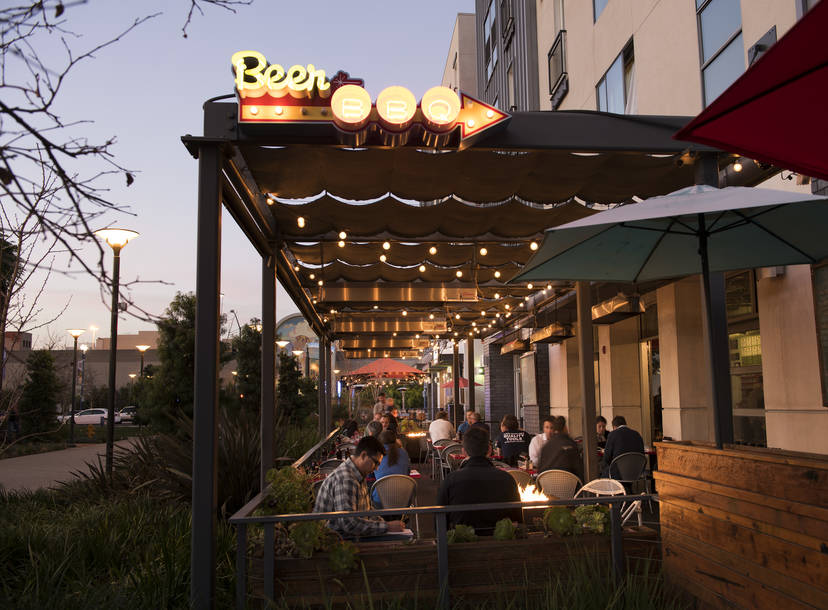 The total improved area of the property is approximately 23,215 sf and the entire land area including the building is approximately 49,982 sf. Best Bars In Long Beach Ca Thrillist