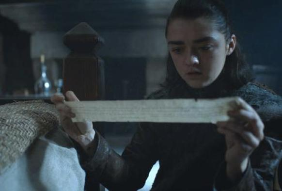 Image result for arya eastwatch